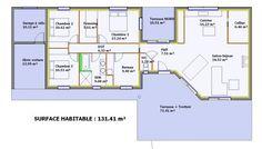 Plan Maison En Longueur