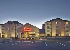 Hampton Inn & Suites El Paso | Airport