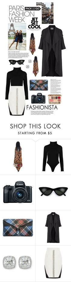 """""""Pack and Go: Paris Fashion Week"""" by shortyluv718 ❤ liked on Polyvore featuring Boohoo, Folio, Eos, Vivienne Westwood, Vionnet, Frederic Sage, River Island, parisfashionweek and Packandgo"""