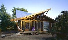 Butterfly House. Samuel Mockbee's Rural Studio