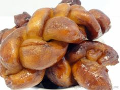 Recipe For Koeksisters Made With Spices