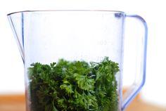 Bylinková sůl ve třech snadných krocích – Kuchařka pro dceru Korn, Parsley, Herbs, Herb, Spice