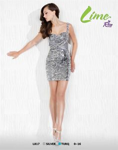 Riva L817 Prom Dress guaranteed in stock
