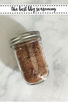Make The Best BBQ Seasoning ever with this recipe from Everyday Party Magazine #BBQ #Recipe