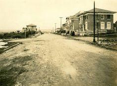 1923 - Rua Bela Cintra com Alameda Itu.