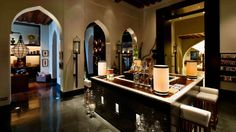 The Chedi Muscat |Boutique; beautiful array of gorgeous things