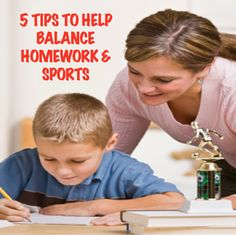 These 5 easy tips will help you avoid conflict and find a balance between homework, school, and sports: https://www.youthletic.com/cincinnati-oh/articles/balancing-homework-and-sports?utm_source=pinterest&utm_medium=social&utm_campaign=organic_promotion