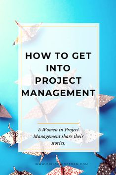 How to Get Into Project Management 5 PMs Share Their Stories is part of Organization Work Career Advice - I share 5 stories from my book, Project Manager Each project manager talks about their career journey and how they got into project management School Office Organization, Bookshelf Organization, Budget Organization, Program Management, Management Tips, Project Management, Civil Engineering Design, Changing Jobs, Career Advice