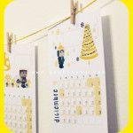 Calendario 2014: personaliza tus días Just in YOU (Time for YOU) - calendarios personalizables y originales