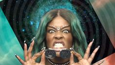 """Atlantis"" O novo video da Azealia Banks"