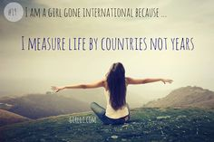 Week 3 – I am a GGI because .. | Girl Gone International #expat #travel
