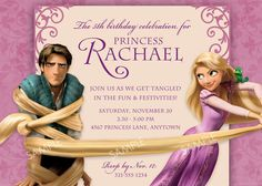 82 Best Tangled Bday Images In 2012