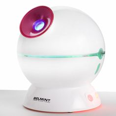 Shop for Belmint Facial Skin Care Nano Ionic Sauna Spa Steamer. Get free delivery On EVERYTHING* Overstock - Your Online Beauty Products Destination! Facial Skin Care, Natural Skin Care, Face Steamer, Mini Facial, Facial Steaming, Shrink Pores, Unclog Pores, Makeover Tips, Best Skincare Products