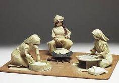 ekmek yapan kadınlar ile ilgili görsel sonucu
