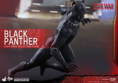 Marvel Black Panther Sixth Scale Figure by Hot Toys | Sideshow Collectibles