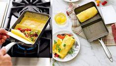Internet das Coisas!!!: Nordic Ware laminados Pan Omelete