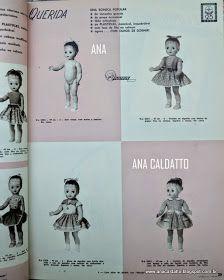 Boneca Meu Brotinho e Boneca Pupi são as Primeiras Bonecas fabricada em Plástico inquebrável   pela marca de Brinquedos Estrela anos 50...
