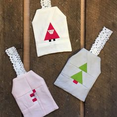 Free Christmas foundation paper piecing patterns