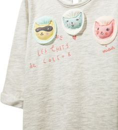 T-SHIRT WITH APPLIQUÉS from Zara