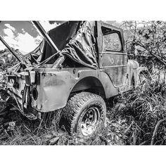 Jeep CJ-5, en Mérida