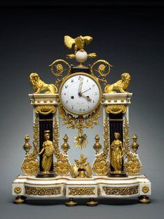 Clock - Cleveland Museum of Art