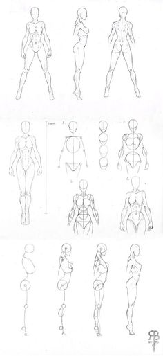 61 Ideas for drawing tutorial human figures character design Drawing Skills, Drawing Lessons, Drawing Techniques, Drawing Reference, Drawing Sketches, Art Drawings, Drawing Tips, Body Reference, Anatomy Reference