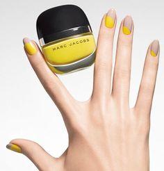 Trendy Nails Art Ideas Tips Nailart Nagellack Design, Nagellack Trends, Minimalist Nails, Minimalist Style, Marc Jacobs Nail Polish, Marc Jacobs Makeup, Nail Art Designs, Sephora, Nailart