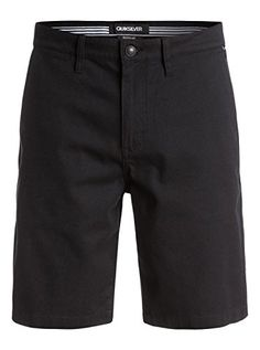 Quiksilver Mens Everyday Union Stretch  Shorts Shorts Black 34 ** Find out more by clicking the VISIT button
