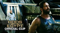 Lionsgate has released three more Gods of Egypt clips, as well as a special TV spot featuring our own Silas Lesnick's praise for the effects-filled epic.
