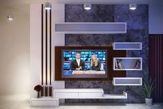 116 reference of lcd tv stand design india catalogue Tv Unit Furniture Design, Tv Unit Design, Tv Wall Design, Bed Design, Tv Showcase Design, Lcd Tv Stand, Home Interior, Interior Design, Tv Cabinet Design