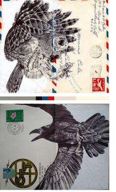 (by Emily Jeffords) Emily Jeffords, Inspiration, Illustration, Drawings, Wildlife Art, Moose Art, Art, Mark Powell, Draw