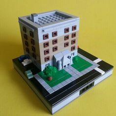 Micropolis building