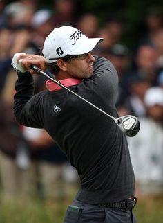Adam Scott - U.S. Open: Round 1 06/14/13