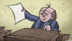 Moving animated video shows reality of living with ADHD from a child's perspective Adhd Strategies, Math Work, Boy Face, Trouble, Film D'animation, Learning Disabilities, Educational Videos, Kids Corner, Animation Film