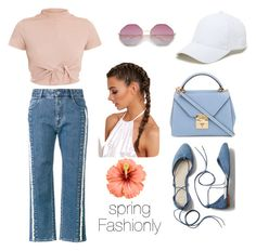 Untitled #10 by fashionlyyy on Polyvore featuring polyvore fashion style STELLA McCARTNEY Gap Mark Cross Sole Society clothing