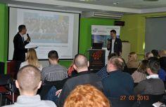 """Prezentacja pt. """"Skuteczne działania sprzedażowe w internecie, w tym social media"""" podczas konferencji """"Skuteczny marketing w internecie"""" #SocjomaniaOnTour #KPT"""