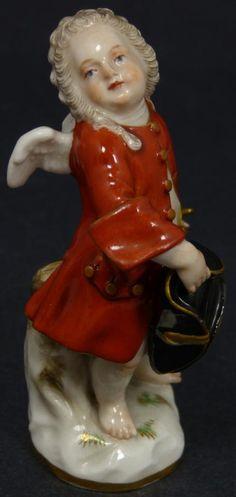 Elite Decorative Arts - 19th century Meissen