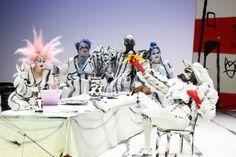 Caroline Melzer (Donna Elvira), Jörg Schneider (Don Ottavio), Andreas Mitschke (Komtur), Kristiane Kaiser (Donna Anna), Josef Wagner (Don Giovanni)