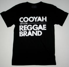 Cooyah KINGSTON JAMAICA reggae t-shirt $24.00 at cooyah.com The official reggae brand since 1987.   #irie #Jamaica