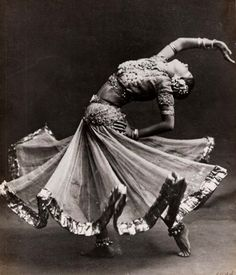 I'm classically trained-- six years of Kathak has made me love any and every type of dance even more than I did before I started formally learning  -Puja