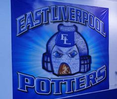 East Liverpool Potter Pete   Ricky Simonelli 7th at 126 lbs. David Gray 7th at 170 lbs. East Liverpool, 170 Lbs, David Gray, Ohio, Pottery, Football, Sweet, Sports, Ceramica