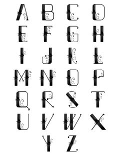 Valli Typeface. by Dustin Chessin, via Behance