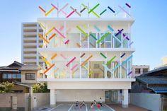 Img.1 emmanuelle moureaux, Creche Ropponmatsu Kindergarten, Fukuoka City, 2017