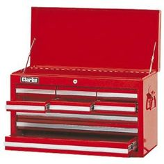 CLARKE TOOL CHEST 9 DRAWERS: Amazon.co.uk: DIY & Tools. UK Online Tools & Equipment http://www.rapidtoolsdirect.co.uk/