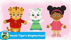 DANIEL TIGER'S NEIGHBORHOOD | Think about What Others Need (Song) | PBS ...