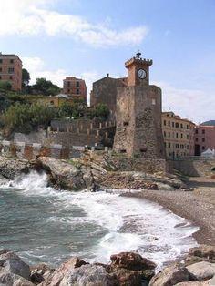 Elba Island and its haunted Volterraio Castle tuscany