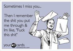 miss you... stuff-stuff