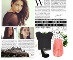 """""""{insert magic here}"""" by cooperina on Polyvore"""