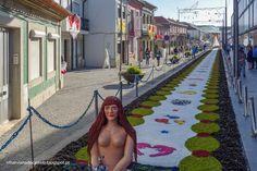 Ribeira de Viana embeleza-se para a Senhora passar - Olhar Viana do Castelo