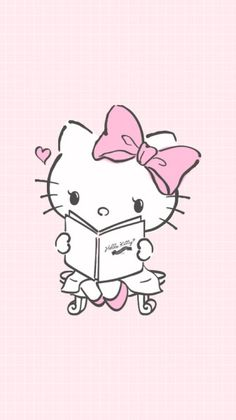 Hello kitty pink and blue grid wallpapers requested by anon Hello Kitty Clipart, Hello Kitty Baby, Hello Kitty Nails, Cat Clipart, Sanrio Hello Kitty, Walpaper Hello Kitty, Hello Kitty Wallpaper, Hello Kitty Pictures, Kitty Images